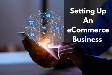 set up an eCommerce business